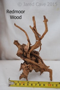 Redmoor wood makes an attractive tangle in your aquarium